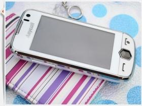 抓住夏天的尾巴~Samsung S8000 白色噴射機