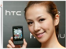 HTC Touch2 輕巧上市 新系統,更智慧