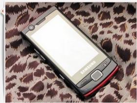 Omnia 第 3 波強打:Samsung B7300 測報