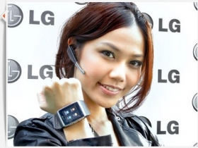 LG GD910 世界首部 3G 視訊手錶手機