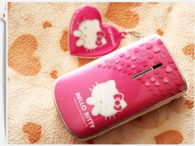 探索可愛王國:OKWAP A310 Hello kitty