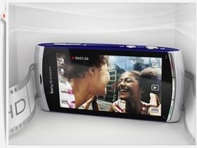 SE Vivaz 發表:720p HD 錄影 x S60 觸控