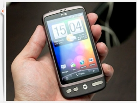 MWC 2010/HTC Desire: Android 渴望在此