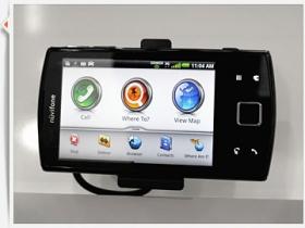 MWC 2010/Garmin-Asus A50 初亮相