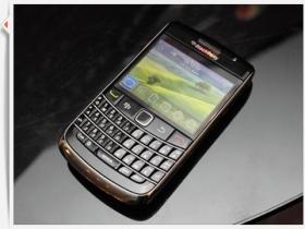 小改升級 BlackBerry Bold 9700 售 16,990
