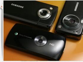 高解析世代:手機 HD 錄影大考驗