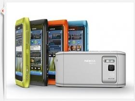 千萬畫素 + 新系統 Nokia N8 正式發表!