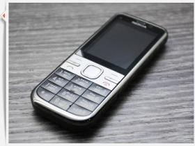 Nokia C5 測試:輕巧的入門 S60 手機