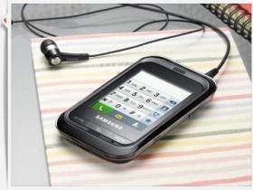 【CMMA10】Samsung C3300k 觸控音樂