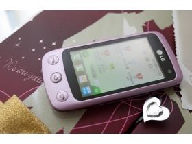 暢銷餅乾新口味:LG Cookie Plus GS500v