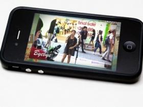 iPhone 4 應用介紹:iMovie、Dropbox 與更多