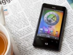 HTC Aria 測試報告:精巧強大的 Android 新秀