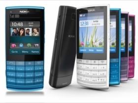 Nokia X3-02 發表:首款全觸控 S40 手機