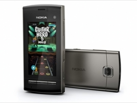 Nokia 5250 新機發表:最入門 S60 5.0 款式