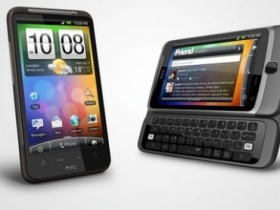 HTC 發表 Desire HD、Desire Z 二款年度新機