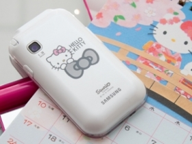 甜美限定 Samsung C3300 Hello Kitty 珍藏版
