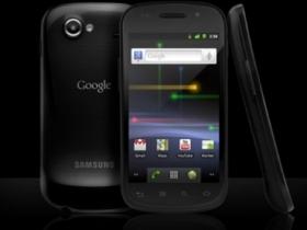 首支 Android 2.3 薑餅機 Nexus S 問世