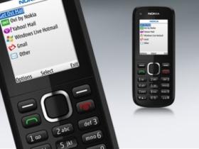 Nokia C1-02 多功能國民機 $1,960 超值上市