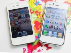 【改機】iPhone 3GS 正面也能換白殼!