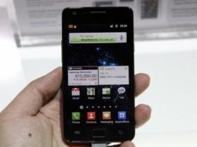 【MWC11】i9100 Galaxy S II 實機試玩報導