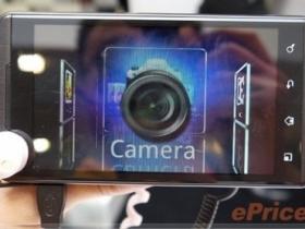 【MWC11】LG Optimus 3D:裸視 3D 超好玩