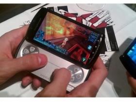 【MWC11】Xperia PLAY 更多玩遊戲報導
