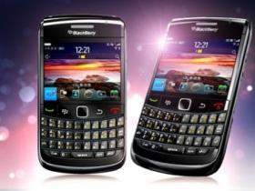 台哥大引進 BlackBerry Bold 9780 零元價開賣