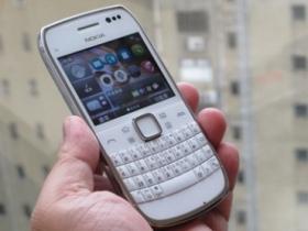 【實測】Nokia E6:換上 Anna 新裝的商務機