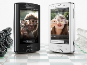 Xperia mini 迷你雙新機:$7,990 超值上市