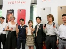 東京現場:SE Xperia ray 開發者 設計對談