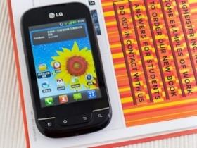 LG Optimus Net P690 智慧初心者的新選擇
