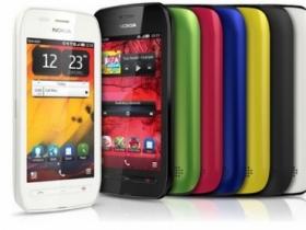 Nokia 603 六色智慧機:NFC、3.5 吋 IPS 螢幕