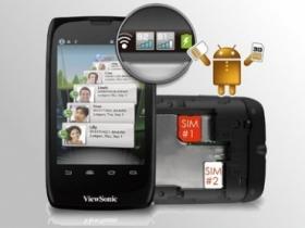 ViewSonic 推出雙卡雙待新機 ViewPhone 3
