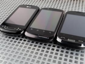 MOTO、LG、Huawei 雙卡智慧機比一比