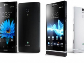 【CES12】SONY Xperia ion、Xperia S 發表