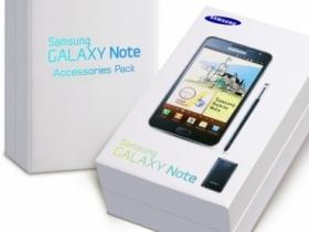 Galaxy Note 32GB 特仕版 $28,800 重裝登台