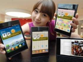 LG 五吋大手機 Optimus Vu 正式發表