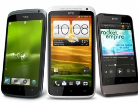 【MWC12】HTC 發表 One X、One S、One V