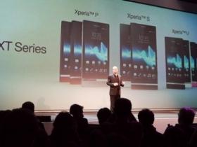 【MWC12】Sony Xperia P / U 發表完全直擊