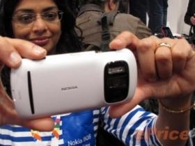 【MWC12】4100 萬畫素 Nokia 808 PureView