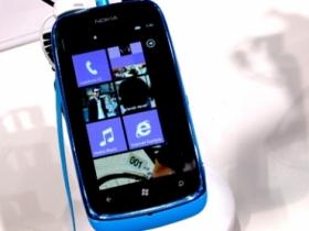 【MWC12】大螢幕 Lumia 900 與平價機  610