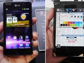 【MWC12】Optimus Vu、3D MAX 影音篇