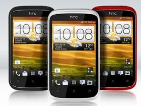 HTC 發表 Desire C 入門款三色冰淇淋