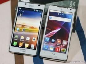 美型再升級:LG 智慧新機 L7 (P705) 入手