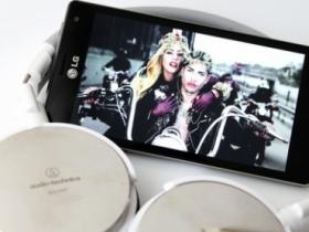 沉穩黑 LG Optimus 4X HD ,入手進階測試