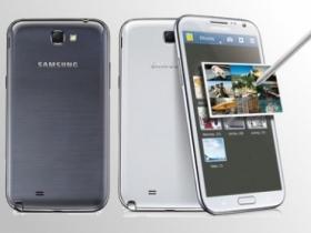 Galaxy Note 2 發表:5.5 吋四核,十月上市