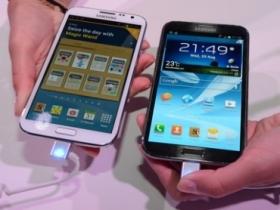 5.5 吋超級手機 Galaxy Note 2 德國現場實測