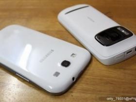 Nokia 808 PureView 開箱 + 日夜實拍比較