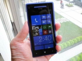 HTC 8X 測試(一):WP8 軟體、效能