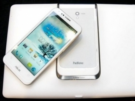 ASUS PadFone 2 珍珠白 12/1 正式開賣